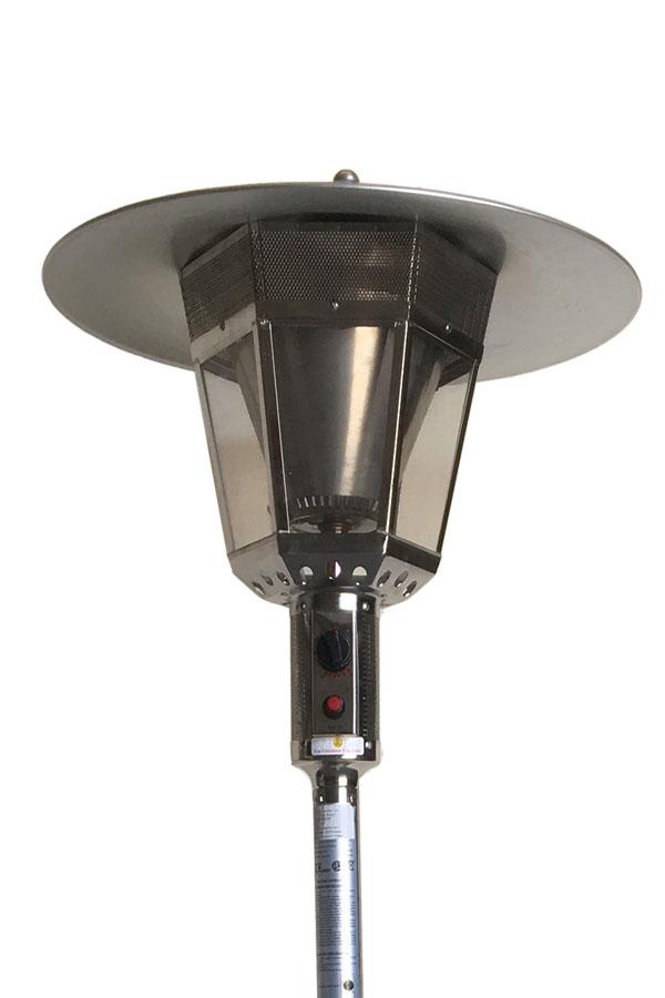 London Light Patio Heater