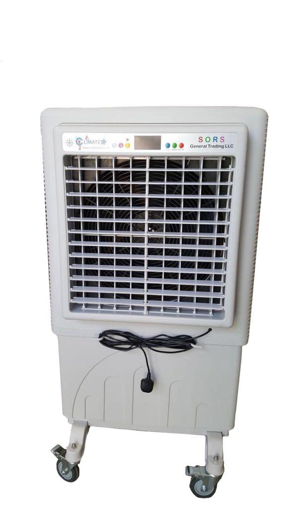 Air Conditioner Rental >> Outdoor Air Cooler Rental 8000m3 H