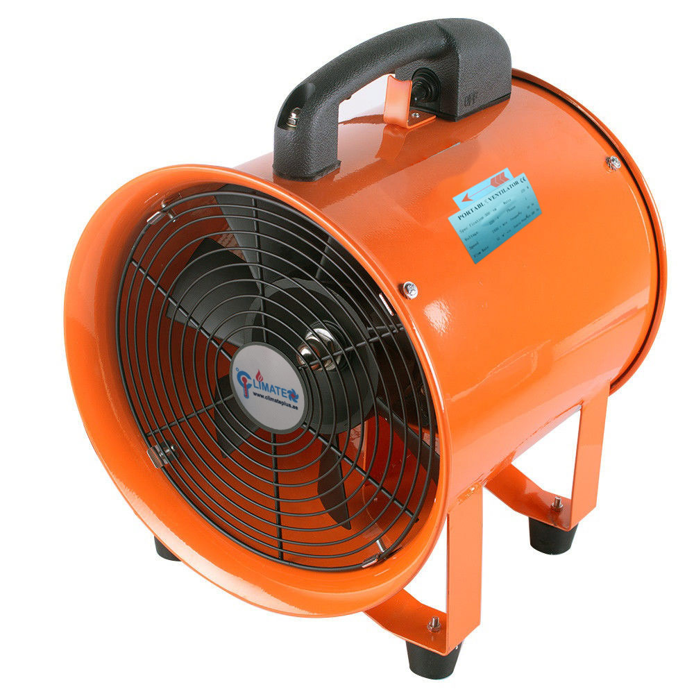 Industrial portable blower ventilation fan - Climate+Dubai